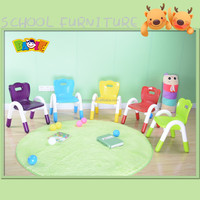 Lovely Kids Green Learning Adjustable Desk And Chair