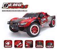 9EMU 1025 1/10 SCALE ELECTRIC 4WD 2.4GHZ RC OFF-ROAD BRUSHLESS SHORT COURSE TRUCK