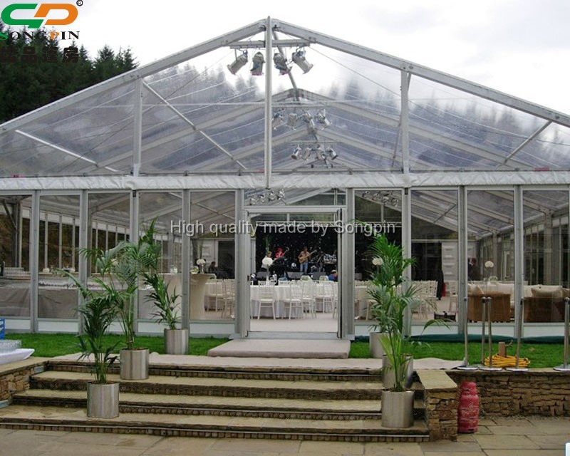 Large Outdoor White Church Marquee Event Tents Hot Sale