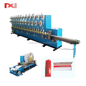 Drawing Cigarette Paper Rolling Machine CIL-QQ-285