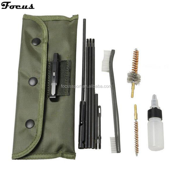 Focus Sport Wholesale Portable Rifle Gun Ak-47 Cleaning Kit - Buy High  Quality Gun Clean Kit,High Quality Gun Clean Kit,Cleaning Kit For Rifle  Product