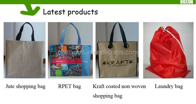 Promotional Eco-Friendly Reusable Cotton Bag for Grocery Shopping