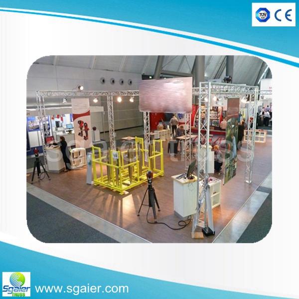 Exhibition Stand Supplies : Cheap aluminum fashion show exhibition stage equipment