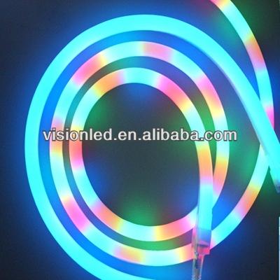 multicolore led tube neon light pour chambre club lampes au n on de led id de produit. Black Bedroom Furniture Sets. Home Design Ideas