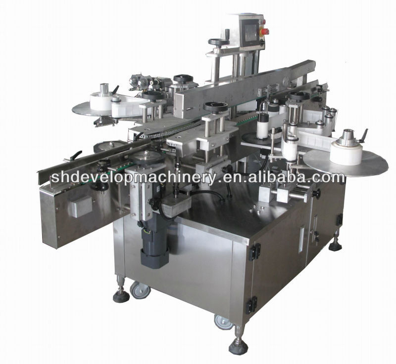 SMT360 Front Back double side labeling machine (multi-pictures)