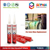 one component polyurethane adhesive sealant for bus car rear windshield and door glass bonding