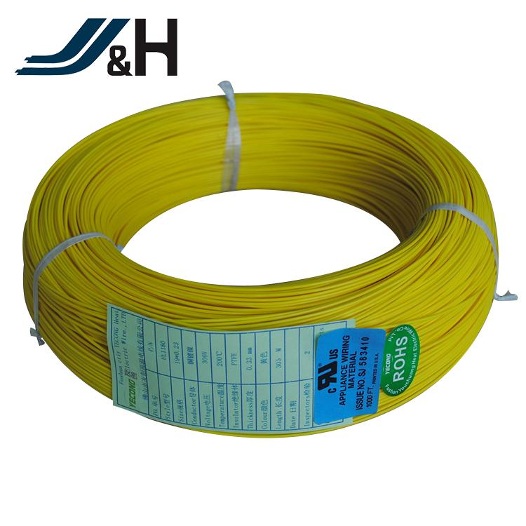 Ul1330 Teflon Coated Nichrome Wire,22awg Teflon Fep Wire,Hook Up ...