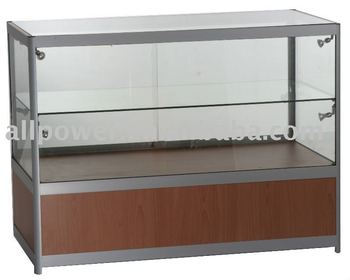 Aluminum Display Cabinet Counter(CT2 Cherry)