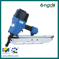 High efficiency and popular pneumatic fence stapler