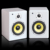 Active Studio Monitor Speakers Home Theater Music System