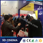Small Investment Big Profit Business Project 9d Cinema 360 Degree Rotation 9D VR Theater