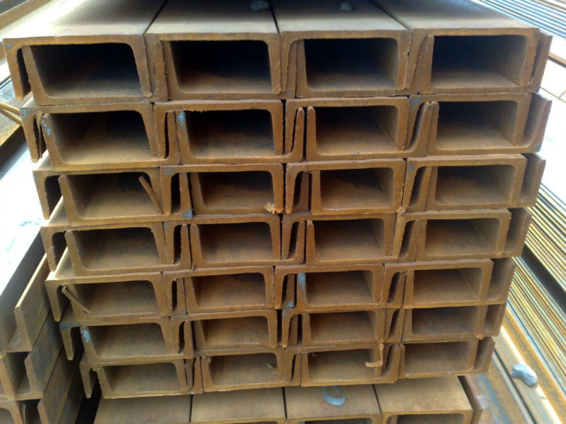 Hot sale main products u shaped galvanized steel profile