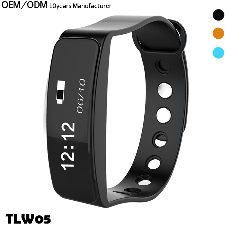 Hot sell consumer electronics BT 4.0 smart with SDK&API provider sleep monitor fitness wristband