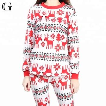Cute Womens Christmas Pajamas.Custom Sleepwear Shirt And Leggings Set Cute Ladies Christmas Pajamas Buy Christmas Pajamas Christmas Pajama Leggings Cute Ladies Christmas Pajamas
