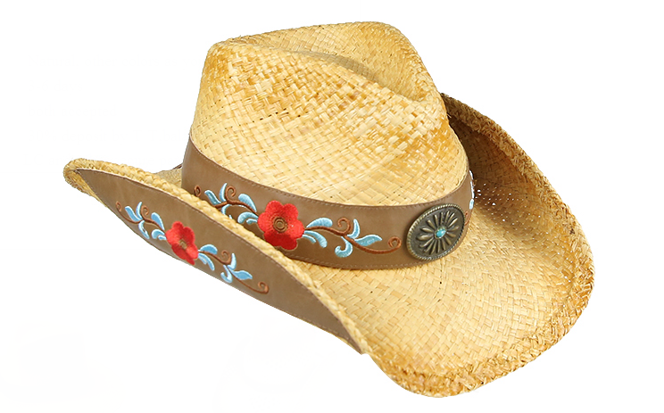 6d99d425541 Made In China New Fashion Paper Straw Cowboy Hats - Buy Paper ...