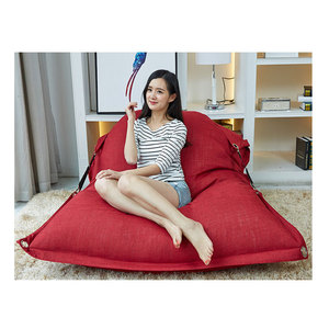 Big single chair sofa bed sitzsack beanbag chair sofa