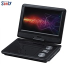 New Style portable car dvd player with DVB-T2 digital Channels