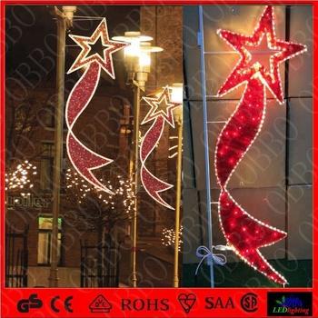 Led/Fiber optic Resin Christmas Decorations with Motions/Light-up - Led/fiber Optic Resin Christmas Decorations With Motions/light-up