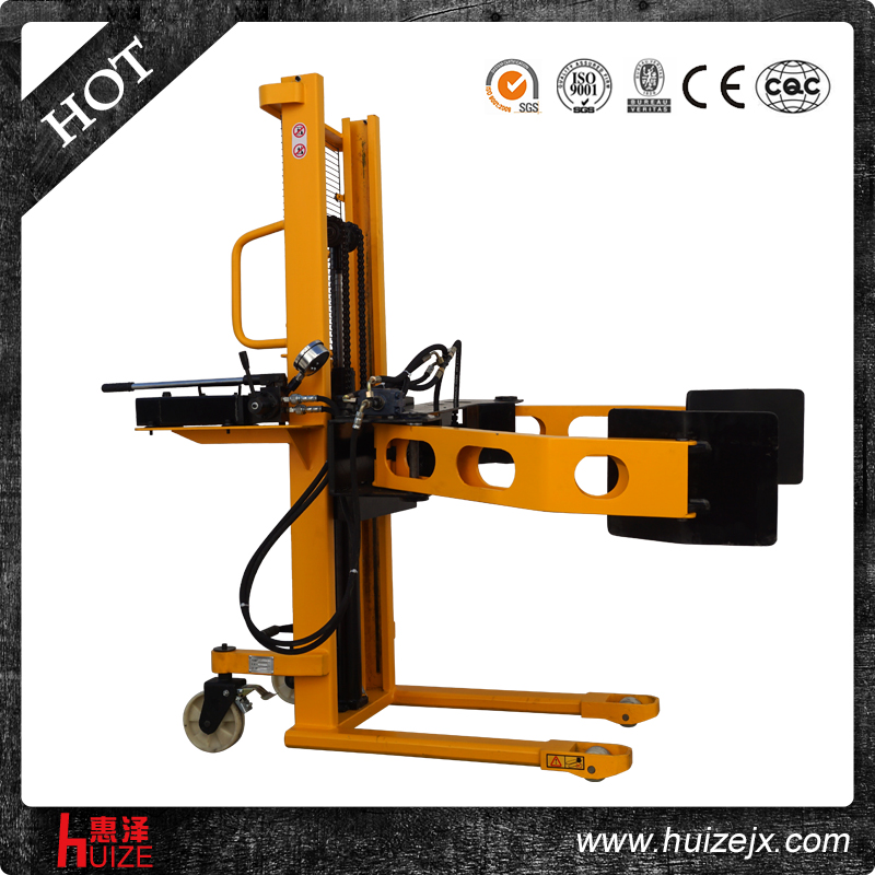 Paper Roll Handling Carts: Hand Walkie Electric Lift Paper Roll Handling Lifting