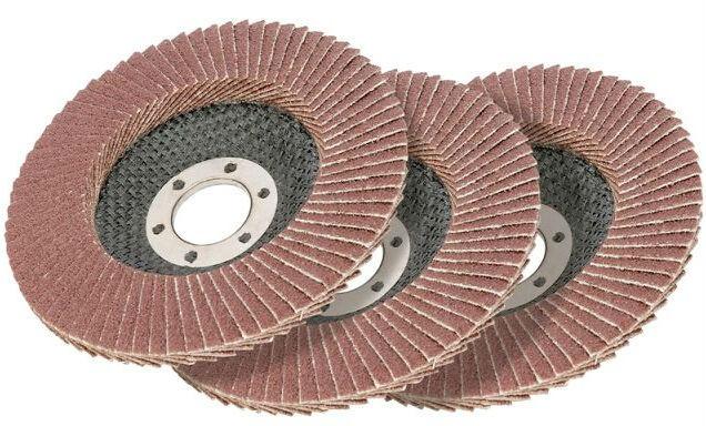 polissage bois flexible oxyde d 39 aluminium flap disc outils. Black Bedroom Furniture Sets. Home Design Ideas