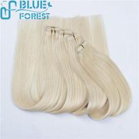 Skin Weft Seamless Pu Glue Virgin Human Tape Hair Extensions