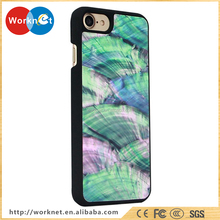 2017 fashion attractive appearance genuine seashell for iPhone 7 7Plus case