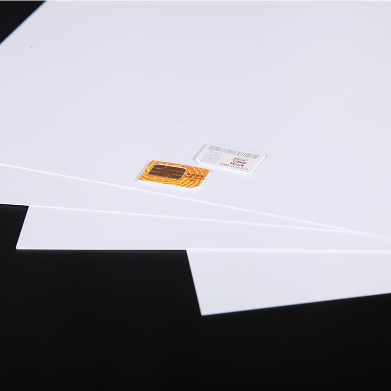 Brand new card supplies with high quality