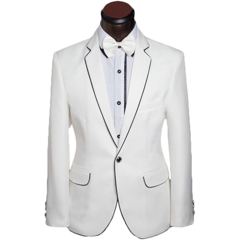 6b20a4312c (Jackets+Pants) 2015 New Arrival Men Suits Slim Custom Fittness Tuxedo  Brand Fashion Bridegroom Business Dress Wedding Suits 6XL