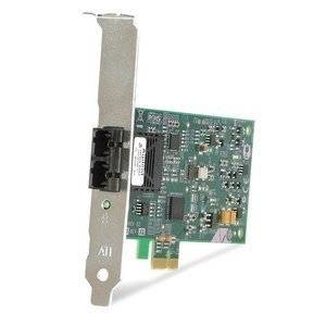 "Allied Telesis, Inc - Allied Telesis At-2711Fx Fast Ethernet Fiber Network Interface Card - Pci Express X1 - 1 X St - 100Base-Fx ""Product Category: Network & Communication/Network Interface Cards"""
