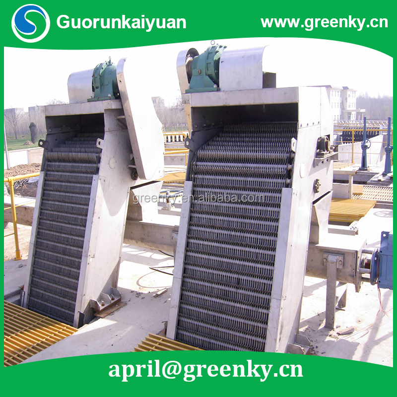 Grid Machine for Waste Water Treatment/Grillage machine/Block up Dirt and Remove Dirt Equipment