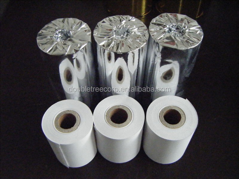 "High quality ultrasound thermal paper 3 1/8"" thermal paper jumbo rolls"
