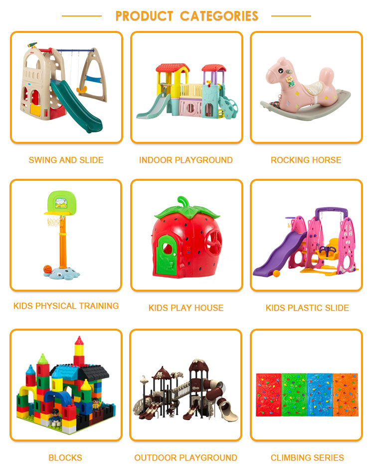 New Style Children Multifunction Home Combination Kids Indoor Plastic Slide For Sale