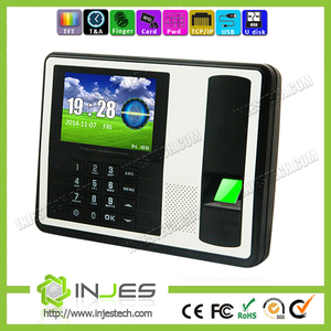 Fingerprint RFID Reader Excel Report TCP/IP Salary Management System (MYA7)