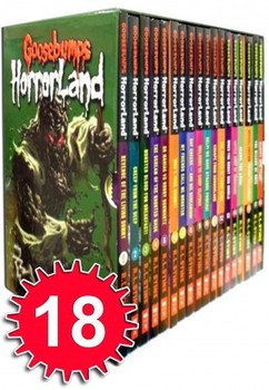 Chair De Poule Horrorland Collection R L Stine 18 Livres Horrible Historie Serie Buy Chair De Poule Horrorland Collection R L Stine Collection Chair