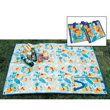 new PE Beach Mat