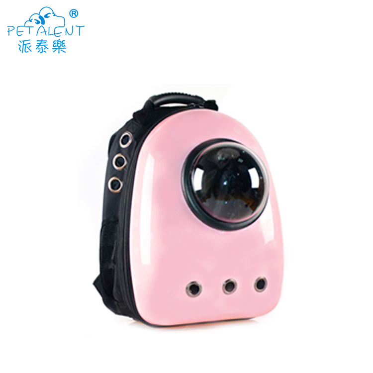 Airline Approved cute dog carrier bag Dog Space Capsule Carrier backpack Cat Bag Carrier