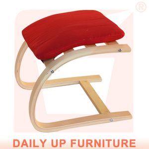 Import Furniture from China Economical Footrest for Pedicure Chair Rocking Footrest Mating Homely Leisure Chair for Sale