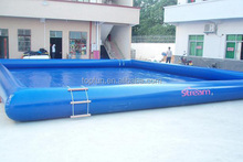 Inflatable square swimming pool,inflatable pool toy