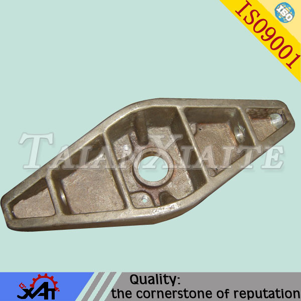customized agriculture machinery parts carbon steel precised casting parts holding