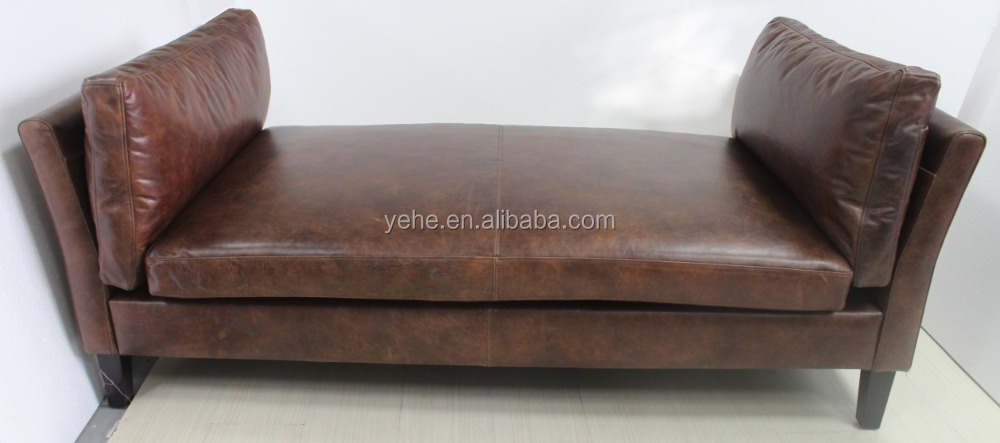 Genuine Leather Sofa Bed, Genuine Leather Sofa Bed Suppliers And  Manufacturers At Alibaba.com