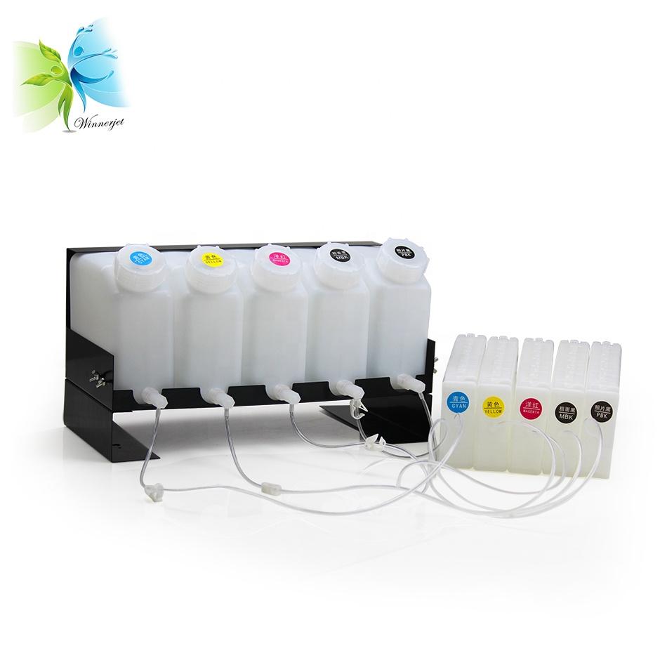 Bulk Ciss Ink System for Epson SureColor SC T3000 T5000 T7000 T3200 T5200 T7200 T3270 T5270 T7270 CISS