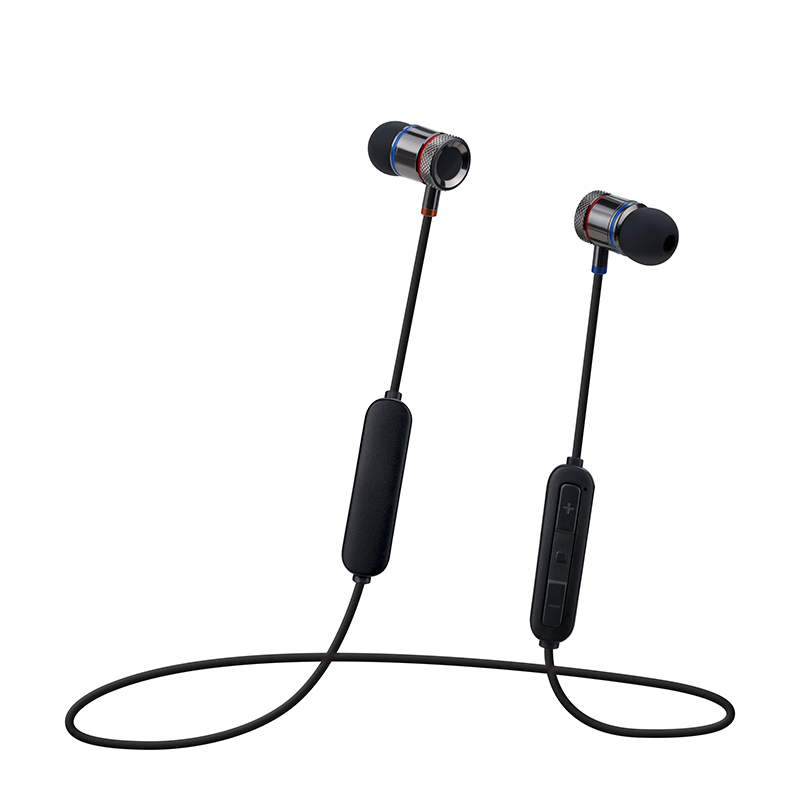 Bass Good Sound Best Earphone Company Cheap New Arrival Stylish Wireless Earbud Retract