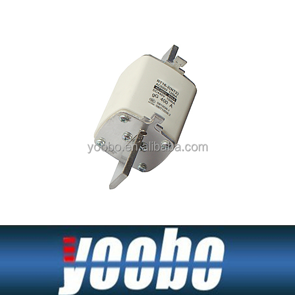 NH2 400A knife type fuses