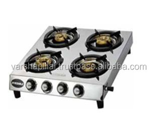 Four Burner Gas Cook Stove