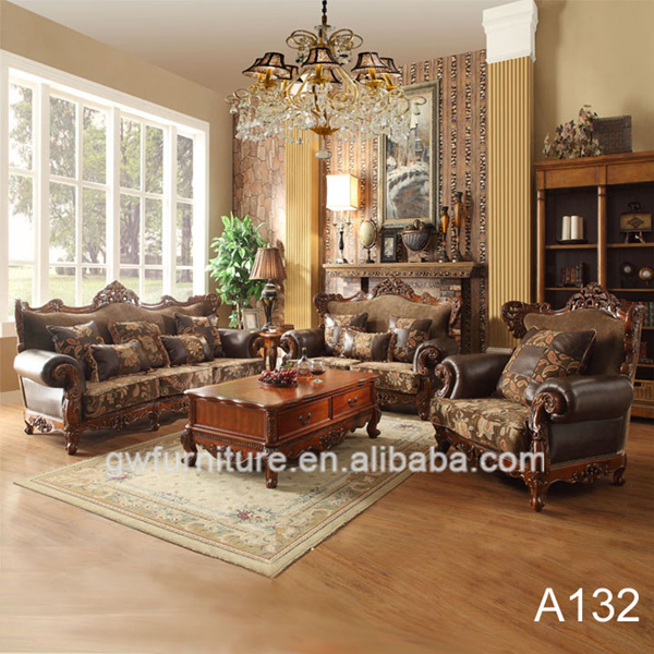 chinese living room furniture. china supplier living room furniture luxury sofa set french style classic chinese
