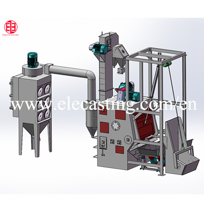 China stralen machine