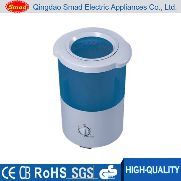2KG-6.5KG Electric Mechanical countertop mini spin dryer