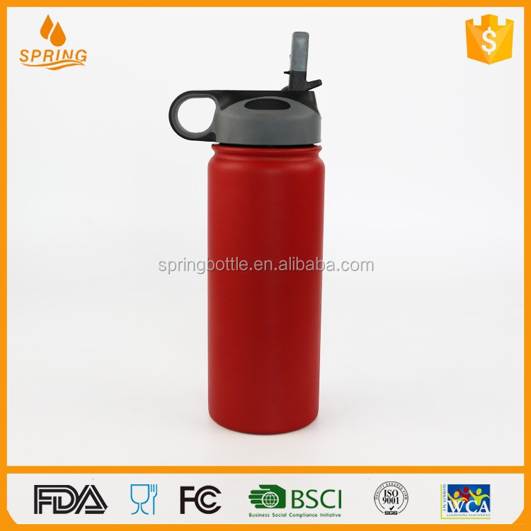 32 oz Straw Lid Flip Cap 18/8 Stainless Steel Insulated Wholesale Hydro Flask SQ-01A-16