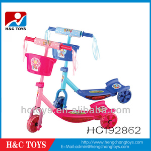 Tri scooter for kids with music light,Kick scooter for sale HC192862