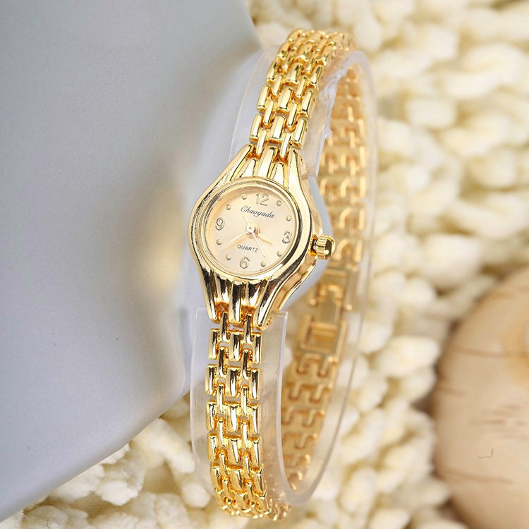 78c25e9376f ... Pulso Reloj Mujer Relogio feminino Dourado. Ladies Gold Watches Women  Golden Clock Women Dress Watches Top Luxury Brand Wristwatches font b  Relogio